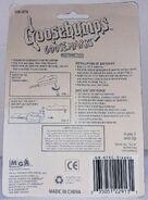Goosebumps Goosemark package back