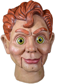 Goosebumps slappy puppet mask 3