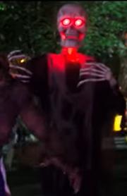 Tall Skeleton
