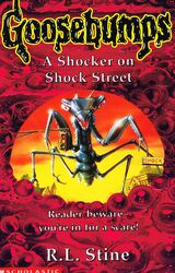 35 Shocker on Shock Street UK cover