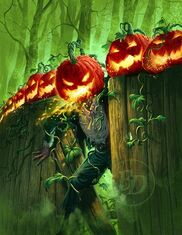 Attack of the Jack-O'-Lanterns (Classic Goosebumps) - artwork