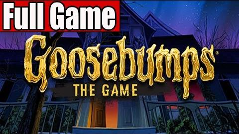 Goosebumps The Game Full Game Walkthrough No Commentary