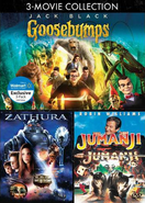 Goosebumps-bluray-3moviecollection