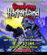 Saycheese-andiescreaming!-audiobook