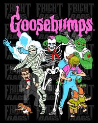 Fright-Rags Goosebumps monsters 2 Ver. 2