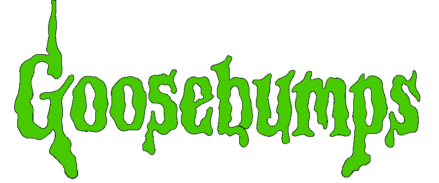 Fonts used in the Goosebumps franchise | Goosebumps Wiki