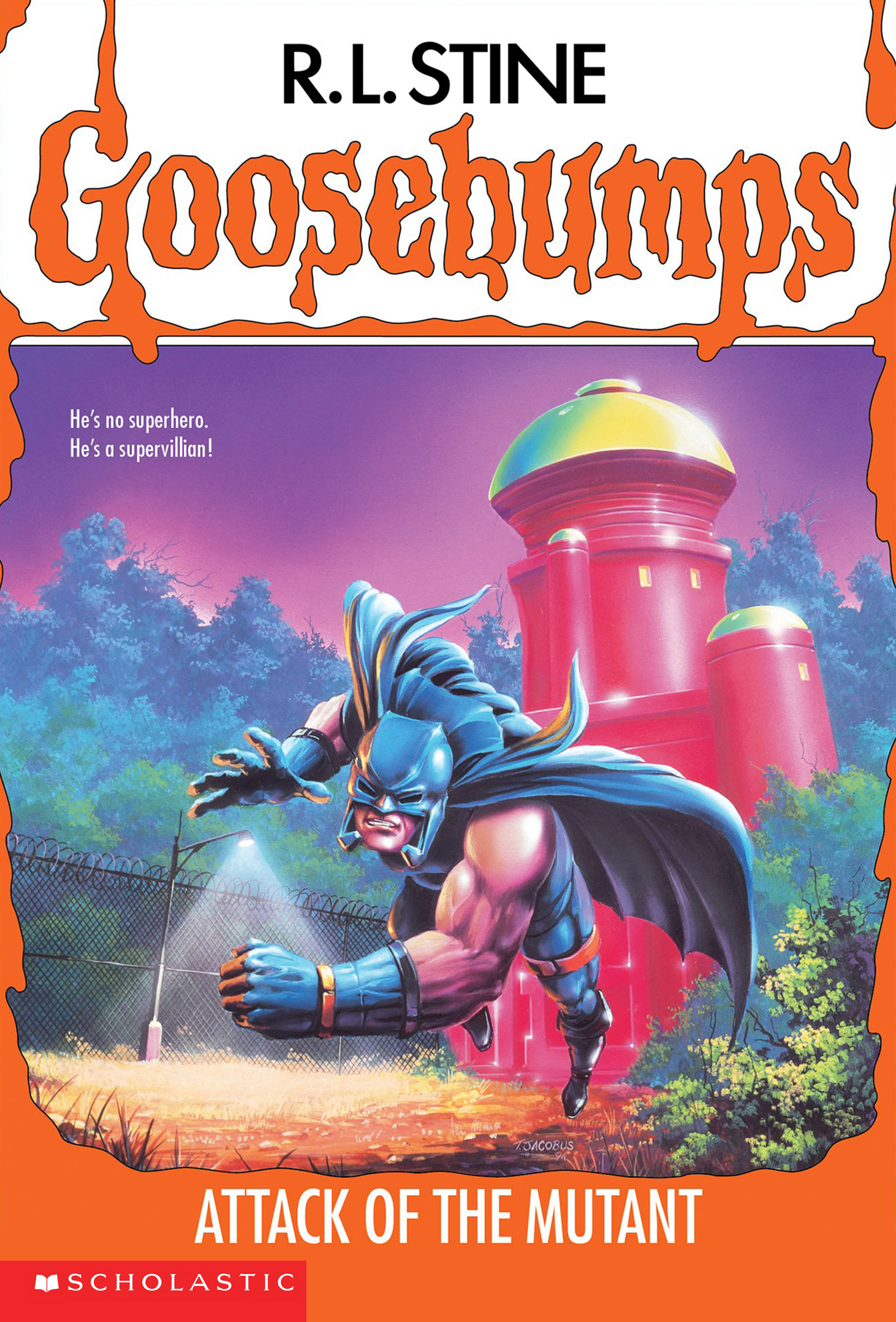 Attack Of The Mutant Goosebumps Wiki Fandom Powered By