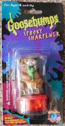 Cuddles 1996 Spooky Sharpener in pkg front