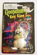 Cuddles the hamser key ring