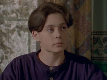 Max as depicted in the television adaptation.