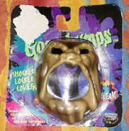 Mud Monster Shocker Locker cover in pkg front