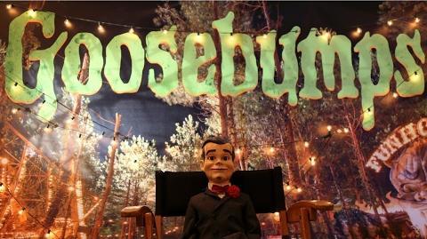 Title Revealed for 'Goosebumps' Movie Sequel