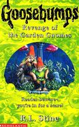 34 Revenge Garden Gnomes UK cover