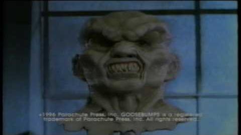 R.L. Stine's Goosebumps Haunted Mask TV Commercial