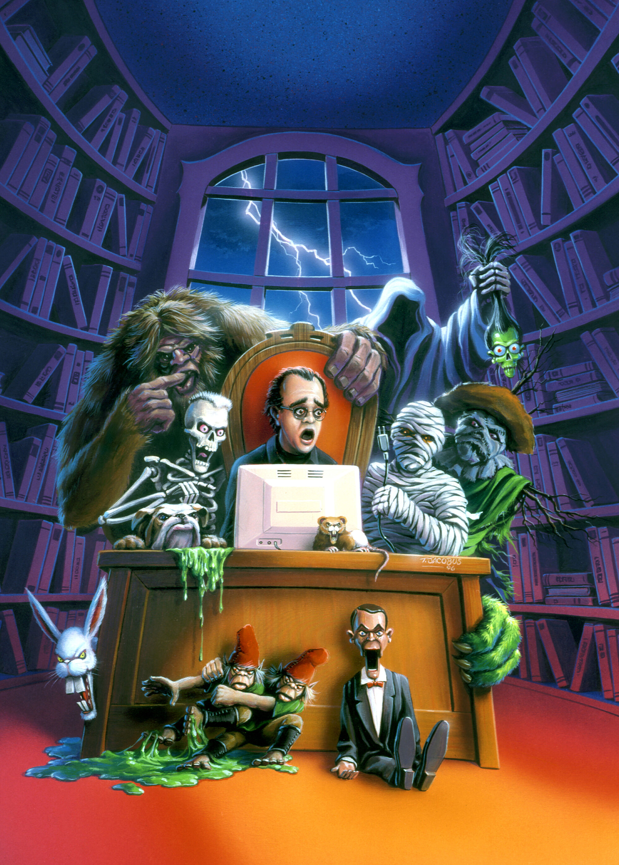 Monsters in the goosebumps franchise goosebumps wiki fandom monsters in the goosebumps franchise goosebumps wiki fandom powered by wikia ccuart Image collections