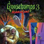 Goosebumps 3 Horrorland Title concept art
