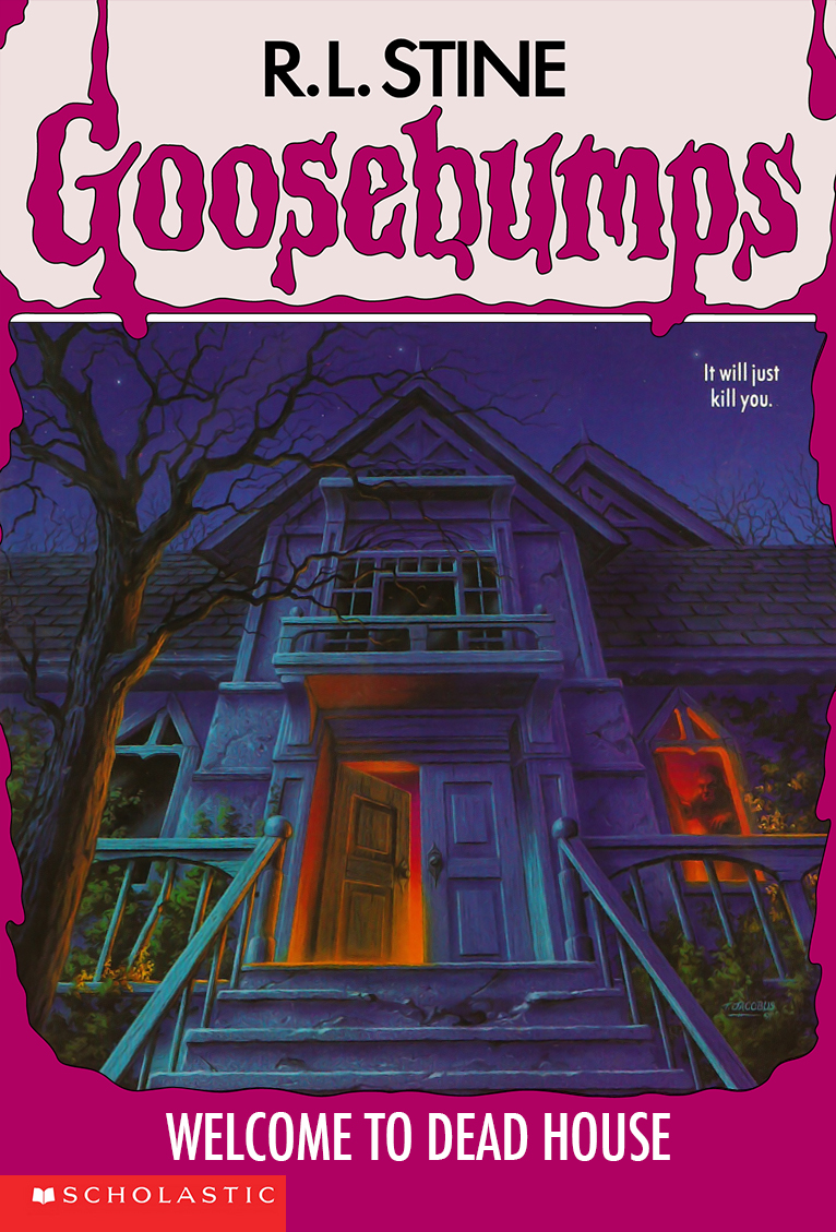 Welcome to dead house goosebumps wiki fandom powered for Classic house wiki