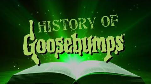 History of Goosebumps