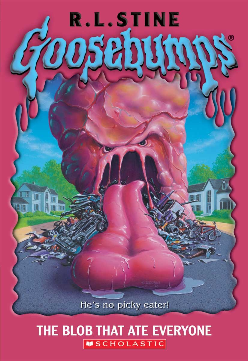 The Blob That Ate Everyone | Goosebumps Wiki | FANDOM powered by Wikia