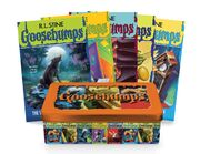 Goosebumps Retro Fear Set Limited Edition Tin