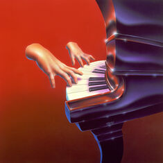 Piano Lessons Can Be Murder - artwork