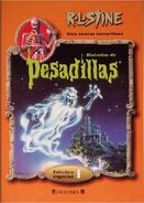 Tales to Give You Goosebumps - Spanish Cover - Historias de Pesadillas 1