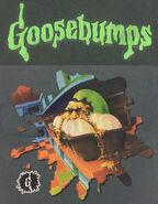 42 Egg Monsters Mars splatbrdr green T-shirt f+b detail