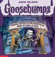 Goosebumps album cover art