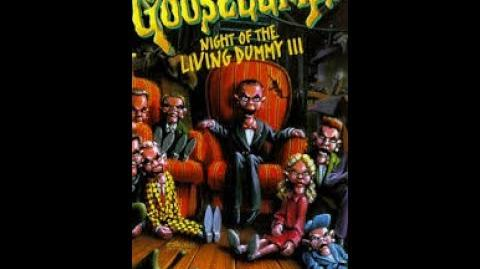 Opening to Goosebumps Night of the Living Dummy III 1998 VHS