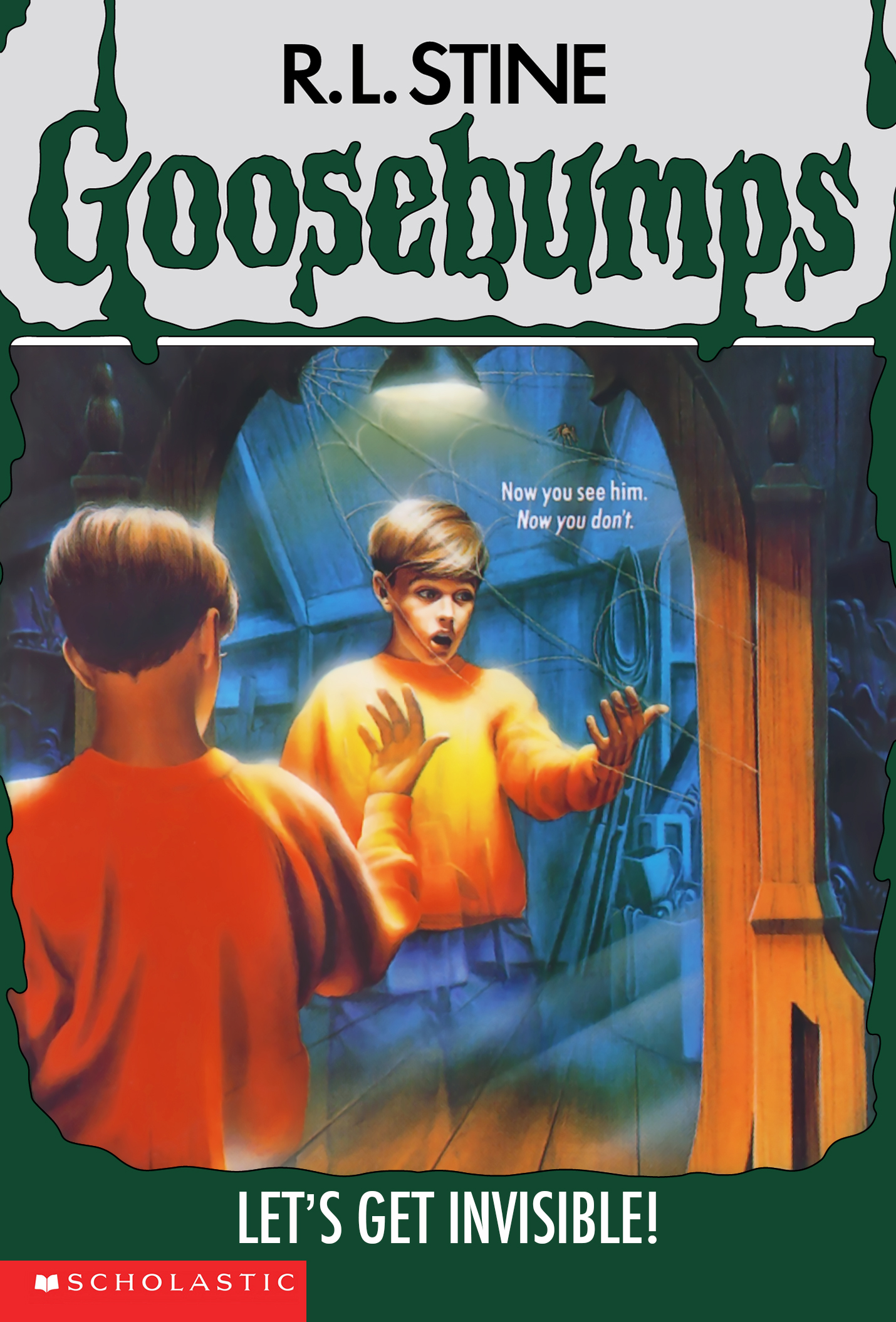 Let's Get Invisible! | Goosebumps Wiki | FANDOM powered by Wikia