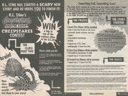 Creepstakes Contest month 2 bookad brain snake from s2000 07 1998