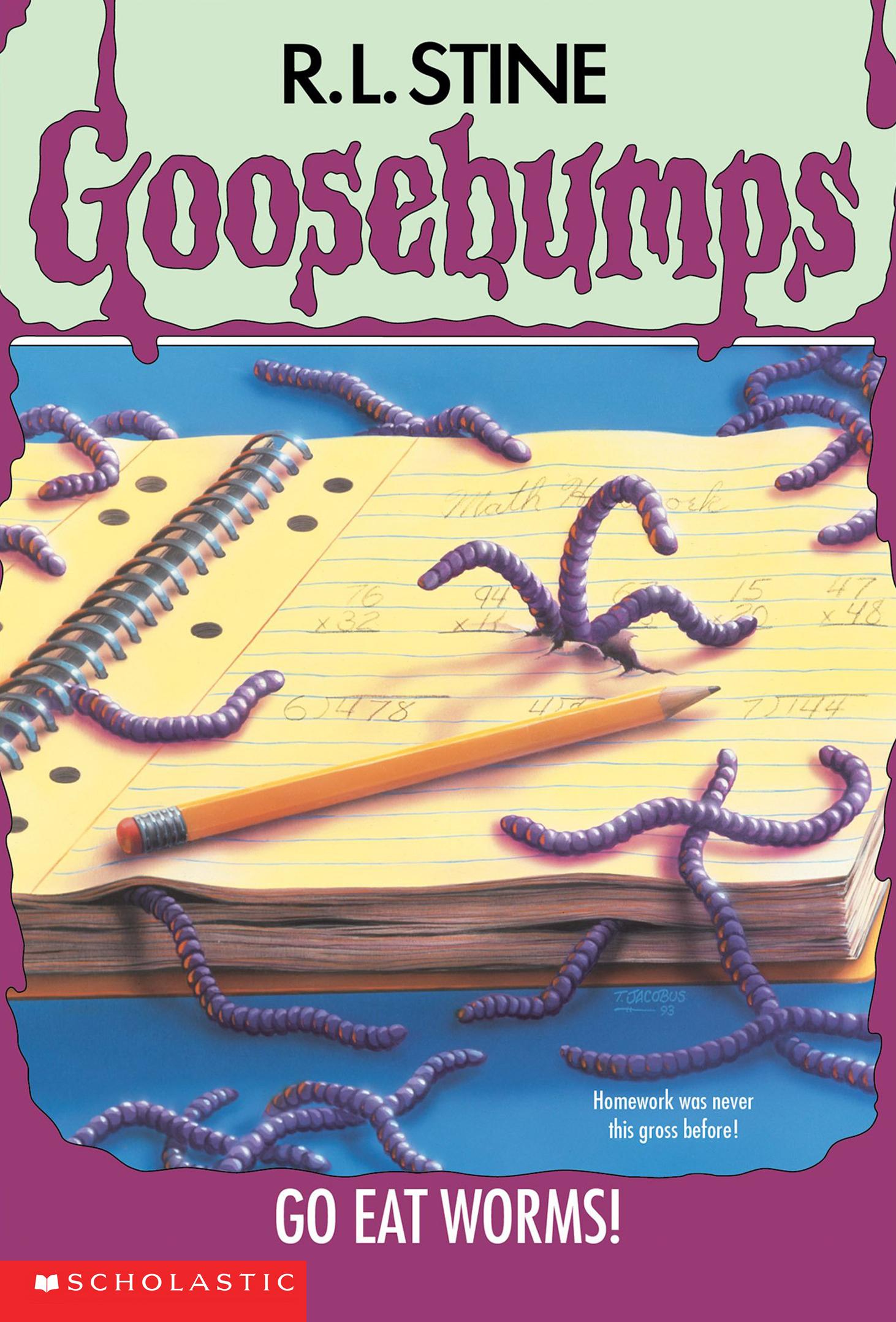 how to make a goosebumps book