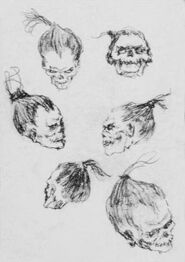 How I Got My Shrunken Head - Concept