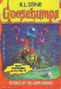 OS 34 Revenge Lawn Gnomes Australian cover