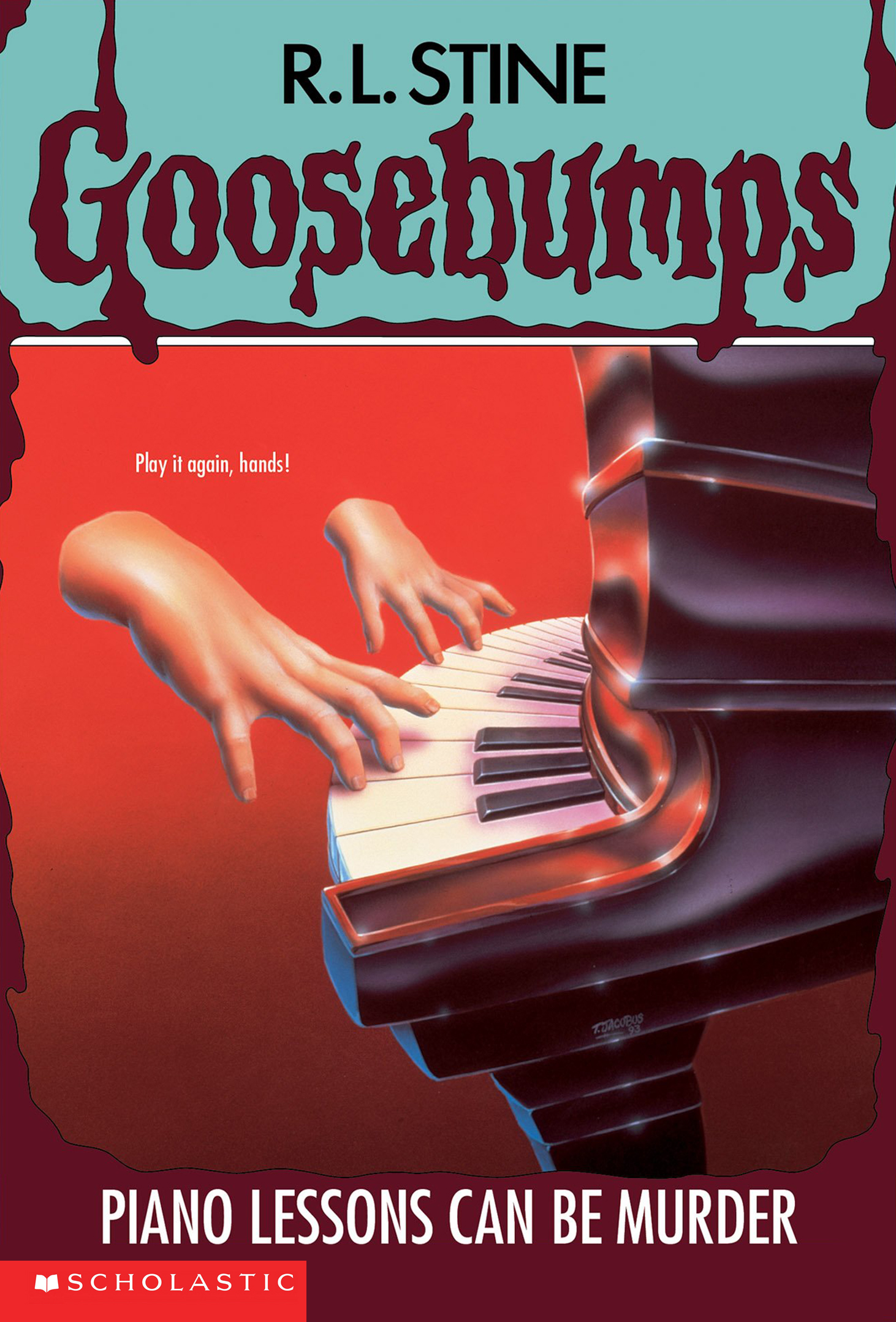 Book Cover Drawing Lessons : Piano lessons can be murder goosebumps wiki fandom