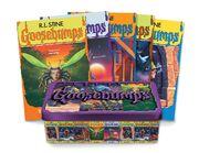 Goosebumps 25th Anniversary Retro Set 2