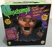 Slappy Giant Freaky Faces Box front