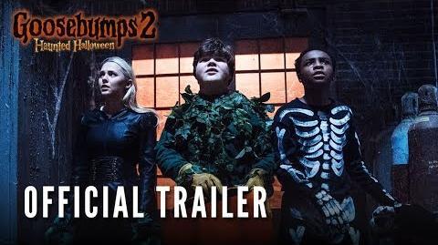 GOOSEBUMPS 2 HAUNTED HALLOWEEN - Official Trailer (HD)-0