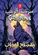 OS 14 Werewolf Fever Swamp Arabic Classic cover
