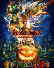 Goosebumps Haunted Halloween - poster