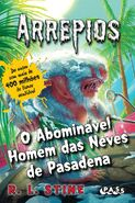 Classic Goosebumps - The Abominable Snowman of Pasadena (Portuguese)