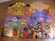 Taco Bell Kids Meal Box (other side)