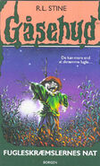 The Scarecrow Walks at Midnight - Danish Cover - Fugleskræmslernes nat