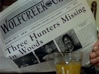 Werewolf Skin - Wolf Creek - Wolfcreek Crier
