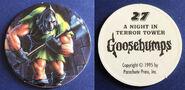 27 Night in Terror Tower 1995 Tazo f+b