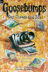 2 (4 US) Say Cheese and Die UK cover