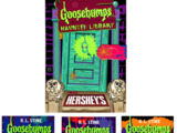 Goosebumps Haunted Library