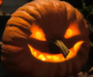 Fire Breathing Jack-O-Lantern