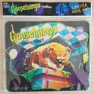 18 Monster Blood II 1995 Computer Mousepad Mat
