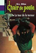 A Night in Terror Tower - French Cover - La Tour de la terreur 2